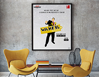 Wakeel Sahab (A Play Poster)