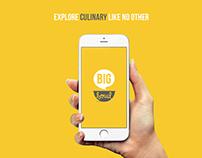 BigBowl Mobile App // UI/UX