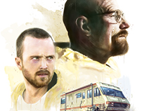 BREAKING BAD // Alternative Poster