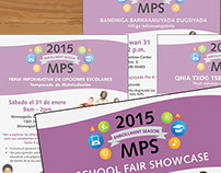 Branding Campaign for School Fair Showcase