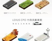 LEXUS CPO 14天鑑賞期平面
