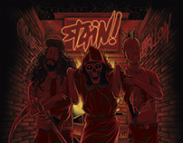Stain! - Unfollow series
