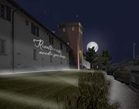 Abbazia di Mirasole Light Project