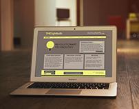 Lightbulb - Website Redesign