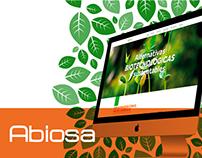Abiosa // Diseño Web