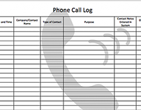 How to Save Phone Log In Computer