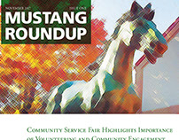 Mustang Roundup: Mount Ida College Publication