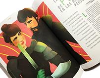 Ilustraciones Editoriales