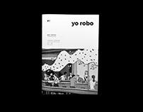 YO ROBO #1 Fanzine