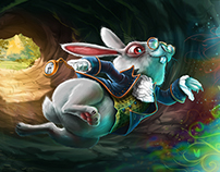 Rabbit of Wonderland