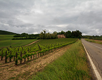 Tuscany - May 2015