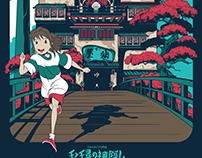 Private Commission -Spirited Away