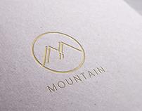 Mountain logo collection