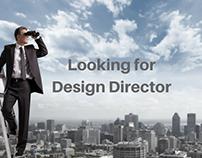 Design Director Recruitment Model
