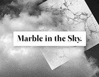 MARBLE IN THE SKY | Illustration
