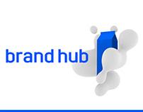 Brand Hub - сервис b2b по созданию бренда.
