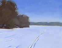 Dan Brennan_Paintings