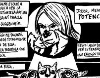 Píkara Magazine / El Beso