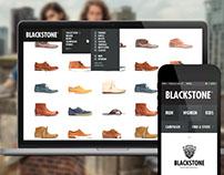 blackstone® brand website
