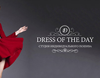 Логотип Dress of the Day