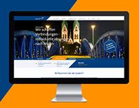 badenIT - responsive Website