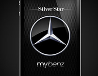 SilverStar Mobile App UI Design