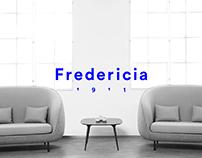 Fredericia Furniture - Web Redesign