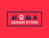 MoMa - Brand Design