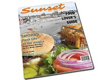 Sunset Magazine Concept