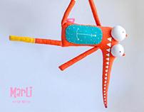 MarLi stuffed toys