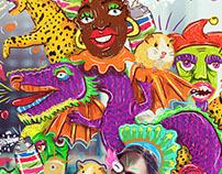 Ferias y fiesta claro 2015