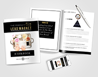 The Perfect Lead Magnet Workbooks & Infographics