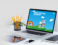 PN Kids - Website design
