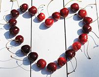 Sweet cherries love