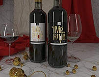 Imperium Limited Selection Wine - Labels Project