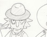 Clockwork Orange Rick