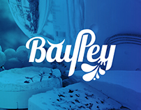 BayPey Dairy Products Logo Design