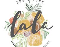 'She's Gone Lala' Blog Logo