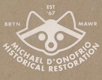 MICHAEL D°ONOFRIO HISTORICAL RESTORATION