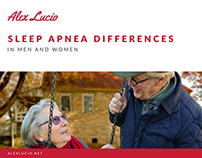 Sleep Apnea Differences in Men and Women
