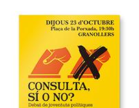 Consulta, sí o no? · ANJI Granollers