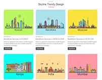 Skyline Trendy Design