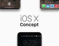 iOS X - A Redesigned iOS Concept