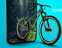 BIRD #ZERO tr CYCLE ADVERTISMENT