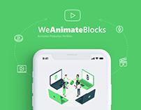 Blockchain Animation Portfolio