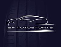 BK Autosports Logo
