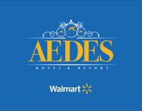 Walmart - Aedes Hotel & Resort