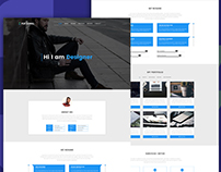 Per-Sonal Portfolio Website Design