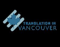 Translation in Vancouver - logo