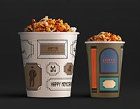 LOTTE CINEMA Brand eXperience Design